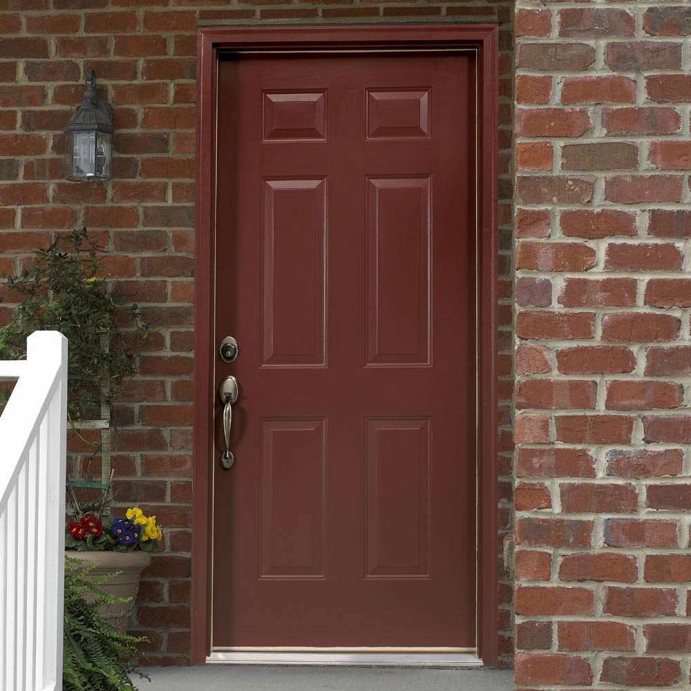 How to harden doors windows easy diy ways to delay a for Front doors for homes