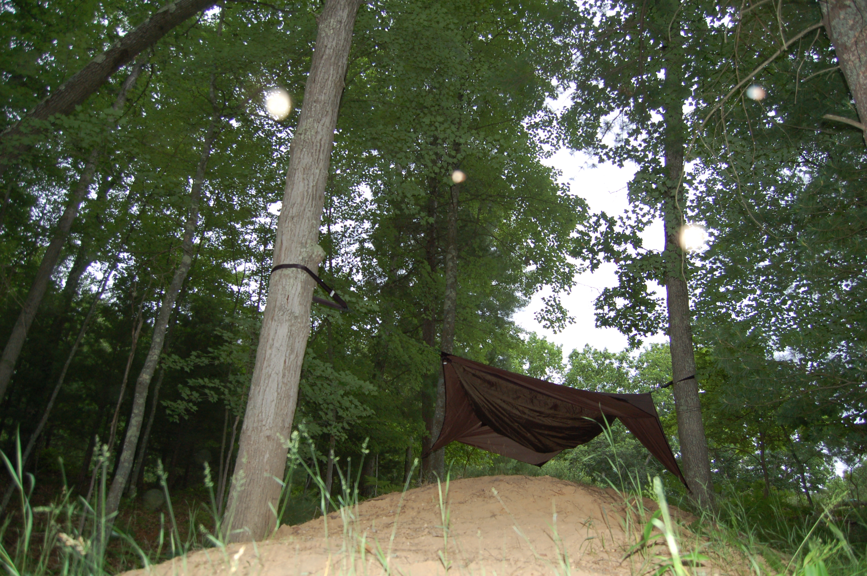 DSC_0035 & Hennessy Hammock Explorer Asym- Never Sleep On The Ground Again ...