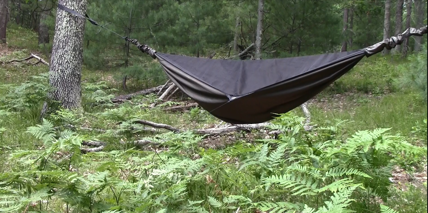 Hennessy Web 2 & Hennessy Hammock Explorer Asym- Never Sleep On The Ground Again ...