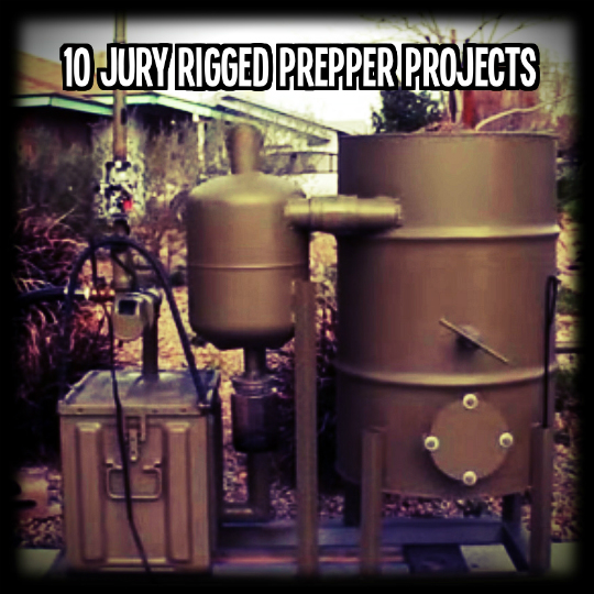 10 Jury Rigged Prepper Projects 187 Tinhatranch