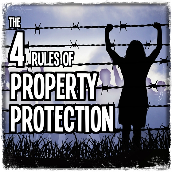 Rules of property protection