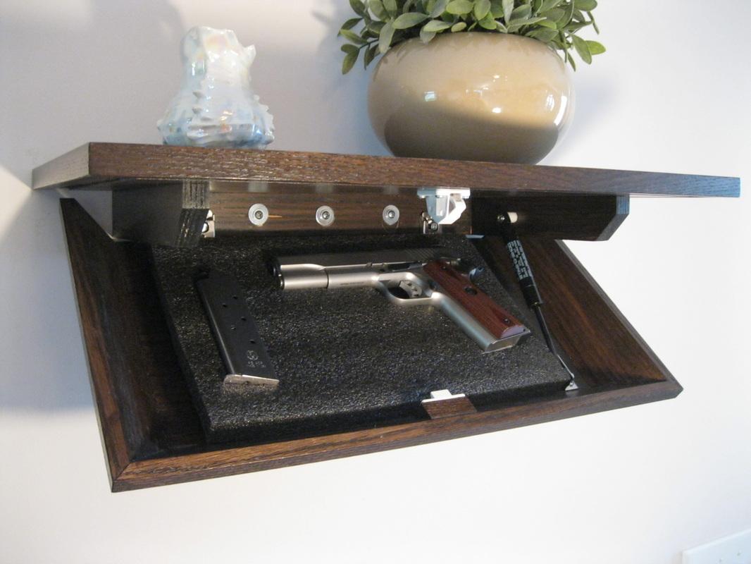 Covert Cabinets Handgun Cabinet Giveaway 187 Tinhatranch