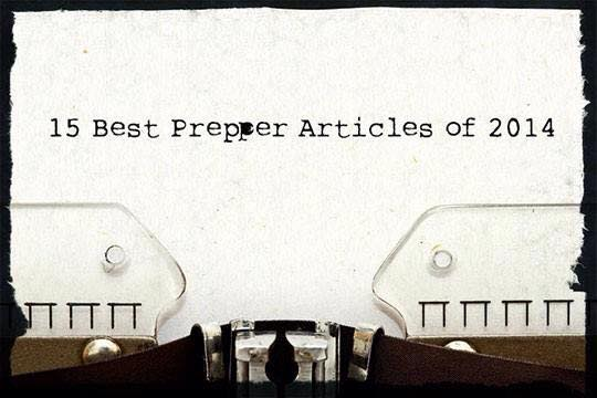 15 best prepper articles of 2014