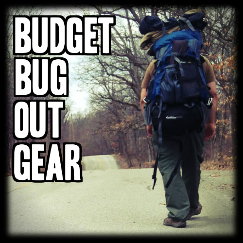 Bug Out Gear : Budget bug out gear……… tinhatranch