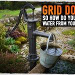 Hand-Well-Pump