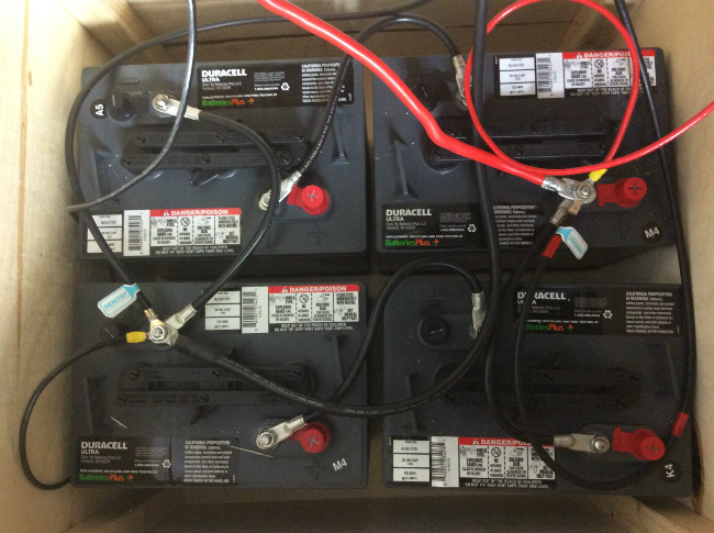 batteries sneak peek thr renogy 400 watt solar system schematic tinhatranch renogy wiring diagrams at mifinder.co