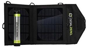 Goal Zero Switch 8 Solar Charging Kit
