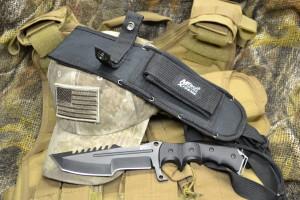 MTECH USA XTREME Knife Review