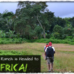 Tin Hat Ranch is Headed to Africa